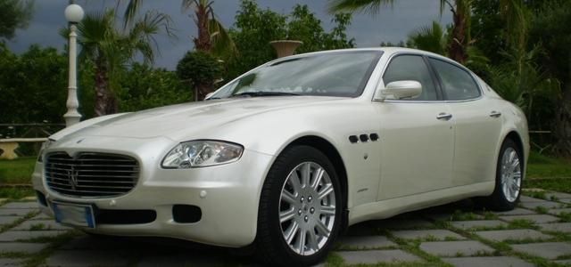 Maserati Perla